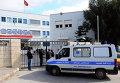 Автомобиль скорой помощи в Тунисе