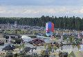 """Международный военно-технический форум """"Армия-2015"""" в Кубинке"""