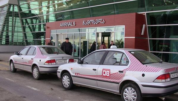 Международный аэропорт Тбилиси. Архивное фото