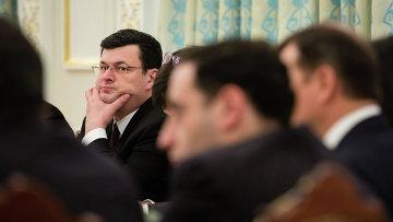 Министр здравоохранения Украины Александр Квиташвили. Архивное фото