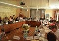 """Круглый стол """"Информационная политика Союзного государства: формирование единой стратегии"""" в Смоленске"""