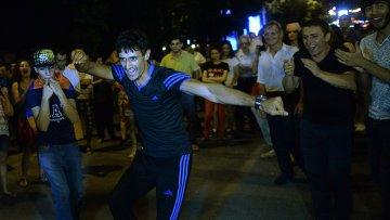 Протестные акции в Ереване