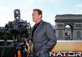 """""""Терминатор: Генезис"""": Арнольд Шварценеггер на фотоколле в Париже"""