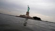 Статуя Свободы, Нью-Йорк. Архивное фото