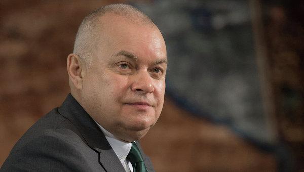 Дмитрий Киселев. Архивное фото