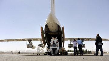 В Йемен доставлена гуманитарная помощь ООН. Архивное фото