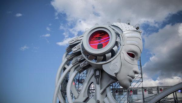 Фрагмент главной сцены фестиваля  Alfa Future People. Архивное фото