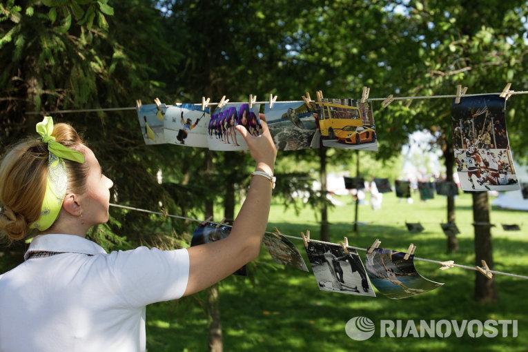 Фестиваль Вконтакте в Санкт-Петербурге