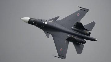 Истребитель Су-34. Архивное фото