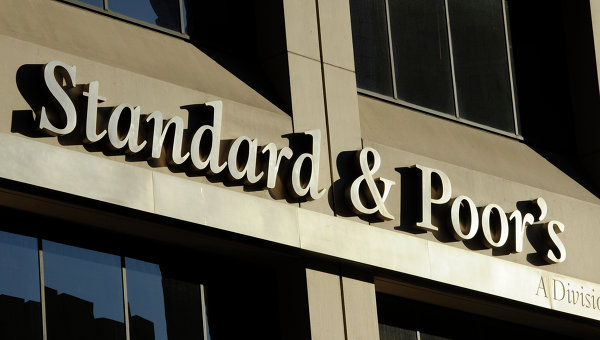 Здание штаб-квартиры рейтингового агентства Standard & Poors в Нью-Йорке, США. Архивное фото