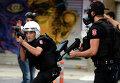 Турецкая полиция в Стамбуле, 24 июня 2015
