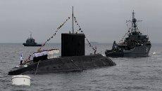 Подводная лодка класса Варшавянка, архивное фото