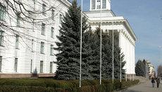 Здание Правительства Кабардино-Балкарской Республики. Архивное фото