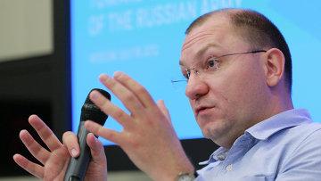 Директор Центра анализа стратегий и технологий, член Общественного совета при Министерстве обороны России Руслан Пухов