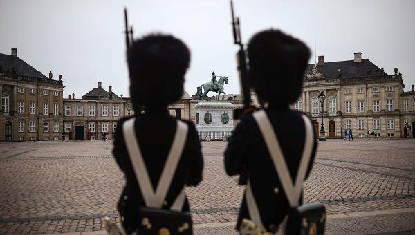 Города мира. Дания. Копенгаген. Архивное фото