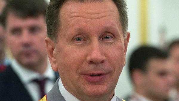 Виктор Золотов. Архивное фото