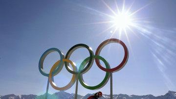 Олимпиада 2014. Лыжные гонки. Женщины. Эстафета