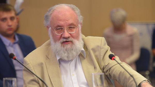 Глава Центральной избирательной комиссии РФ Владимир Чуров. Архивное фото