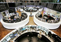 Фондовая биржа в Франкфурте