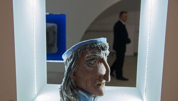Выставка Скульптуры, которых мы не видим в Манеже