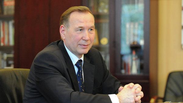 Генеральный директор РКЦ Прогресс Александр Кирилин