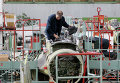 """Российская самолетостроительная корпорация """"МиГ"""". Сборка корабельных истребителей МиГ-29К/КУБ"""