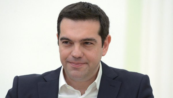 Премьер-министр Греции Алексис Ципрас. Архивное фото.