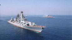Черноморский флот. Архивное фото