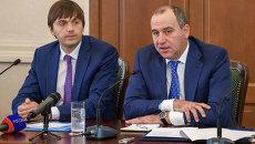 Глава КЧР Рашид Темрезов