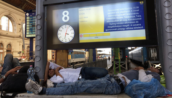 Глава ФМС: потоки беженцев из Сирии не угрожают ситуации в России
