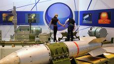 Выставка 70 лет атомной отрасли. Цепная реакция успеха