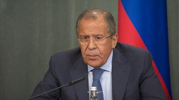 Лавров объяснил присутствие российских военнослужащих в Сирии