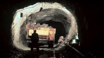 Рудник по добыче полимерных руд Октябрьский. Архивное фото