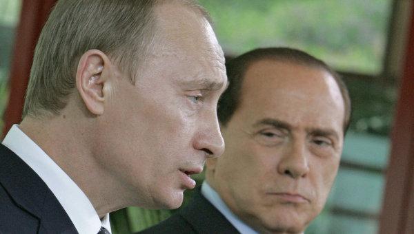 Путин предложил разбить парк в Крыму у стелы итальянским солдатам