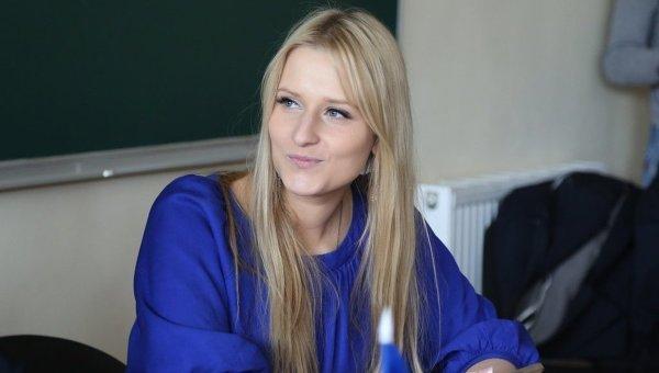 Член президентского Совета по правам человека (СПЧ) Яна Лантратова. Архивное фото