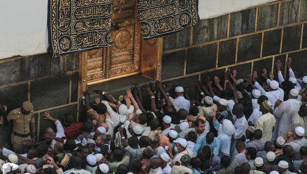 Хадж - паломничество мусульман в Мекку. Мусульманская святыня Кааба