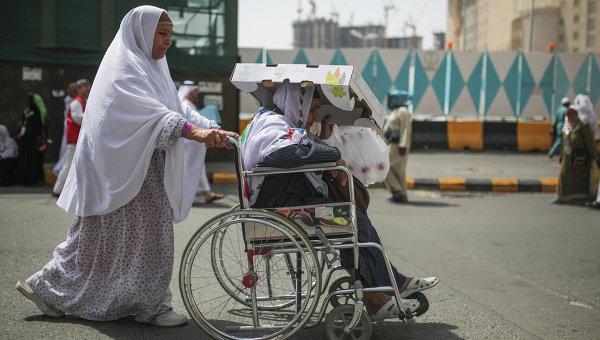 Хадж - паломничество мусульман в Мекку