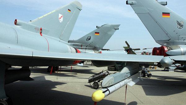 Самолеты ВВС бундесвера. Архивное фото