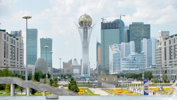 Астана. Архивное фото.