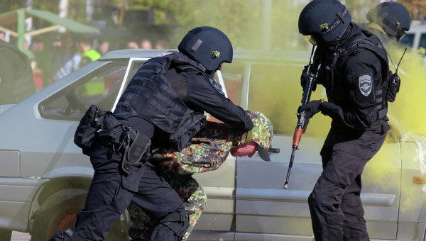 Сотрудники ГУ МВД России по Москве. Архивное фото