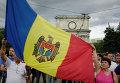 Акции протеста в Кишиневе