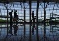 """Открытие нового сегмента пассажирского терминала в аэропорту """"Домодедово"""""""