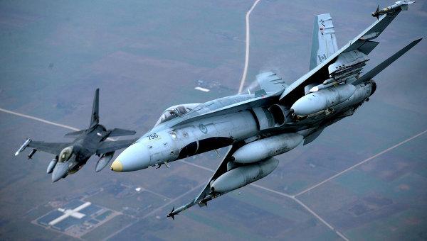 Миссию воздушной милиции в государствах Балтии принимают Франция иГермания