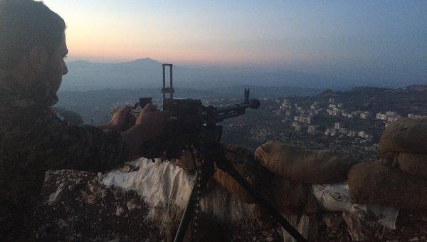Сирийская армия освободила два населенных пункта близ турецкой границы