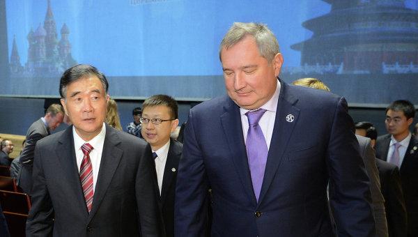 Рогозин: соглашение с КНР о двигателях РД-180 могут подготовить в декабре