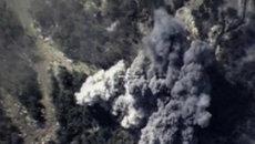 ВКС России уничтожили склады боеприпасов отряда боевиков ИГ