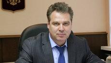 Исполняющий обязанности главы Ространснадзора Сергей Сарицкий. Архивное фото