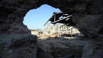 Разрушения в сирийских городах. Архивное фото