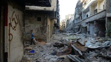 Ситуация в Сирии. Архивное фото.