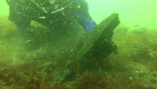 Дайверы нашли в Швеции затонувшую 300 лет назад любимую яхту Петра Первого. Архивное фото